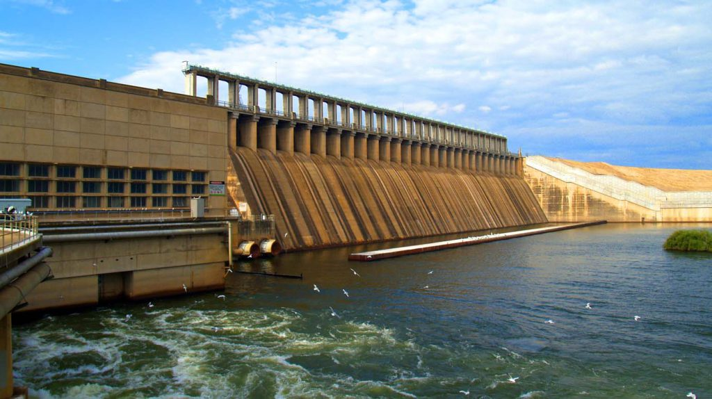 Hume Dam Albury
