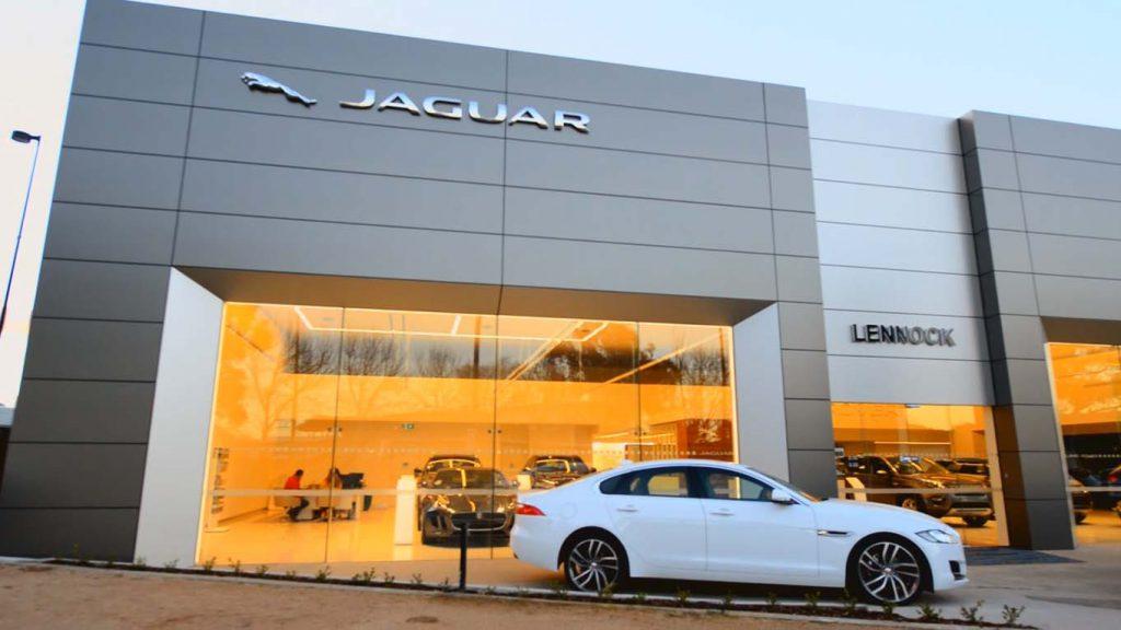 Lennock Jaguar